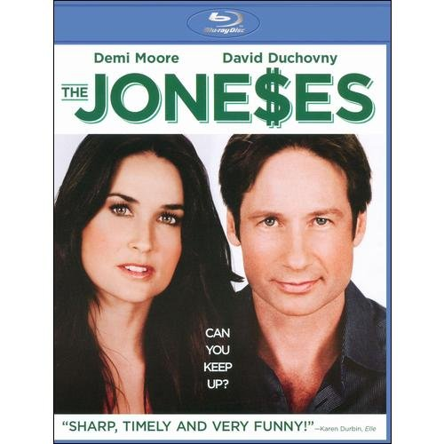 The Joneses (Blu-ray) (Widescreen)