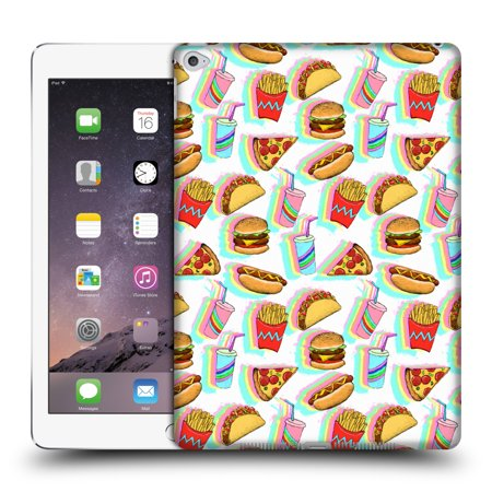 OFFICIAL MICKLYN LE FEUVRE PATTERNS 2 HARD BACK CASE FOR APPLE IPAD