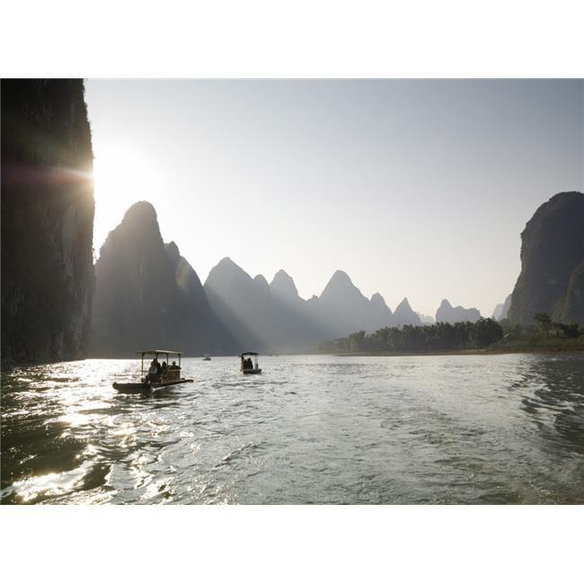 River Gorge - Xing Ping China Poster Print, 20 x 14 - image 1 of 1