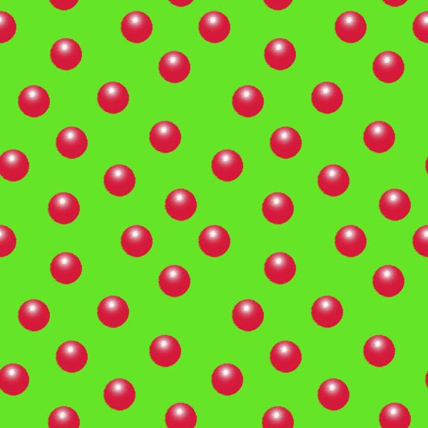 """FABRIC EDITIONS, COTTON FABRIC, FAT QUARTER 18""""X21"""", HOLIDAY NORTHPOLE DOTS"""