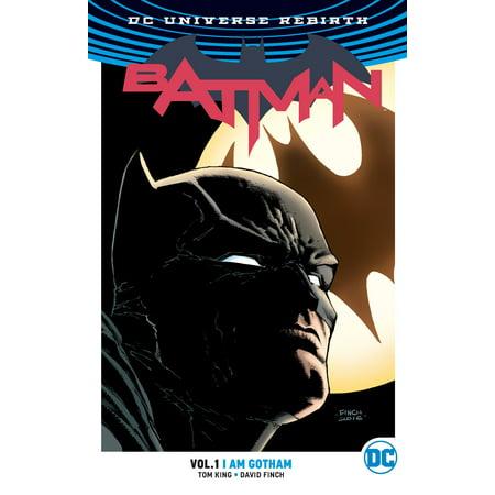 Batman Vol. 1: I Am Gotham (Rebirth) (A Tale Of The Batman Gotham By Gaslight)