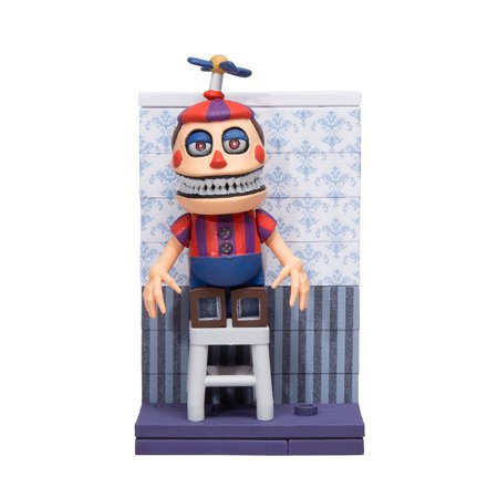 Toys Five Nights At Freddys   Bonnie 8 Bit Buidable Figure By Mcfarlane