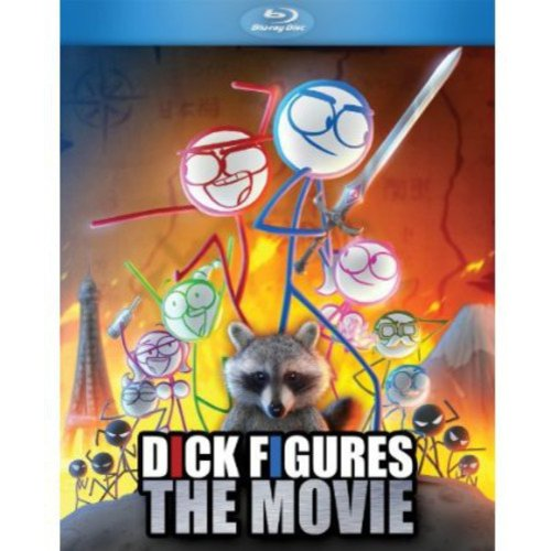 Dick Figures: The Movie (Blu-ray)