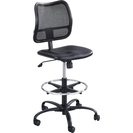 Safco, SAF3395BV, Vue Extended-Height Vinyl Chair, 1 Each