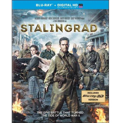 Stalingrad (2013) (3D Blu-ray + Blu-ray + Digital HD) (With INSTAWATCH) (Widescreen)