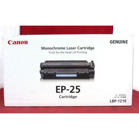 5773A004 Genuine New  Black Toner Euro LaserShot-1210 LBP-25 1210 - Canon EP-25