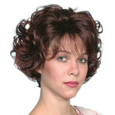 Fashion women short wavy Gillian - Womens Wig
