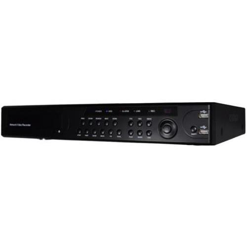 CCTVSTAR SSN-DS1648FH/3TB 3TB HDD 16 Channel NVR with Real-time Full HD Recording ONVIF Compatible Network Video Recorder Tactile Frontal Keypad, with 4X internal SATA HDD Dual Streaming, Records 1080