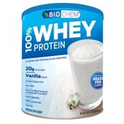 100% Whey Protein-Vanilla Biochem 1.8 lbs Powder