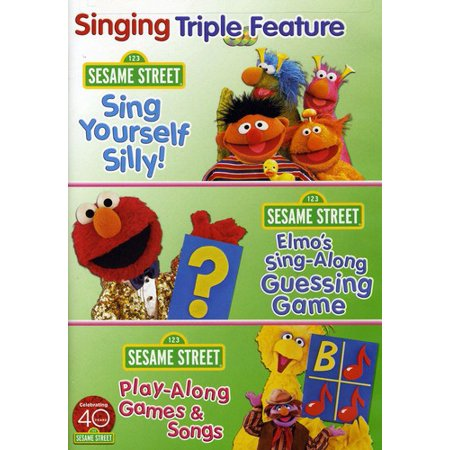 Elmo Sings (Sing and Play Triple Feature)