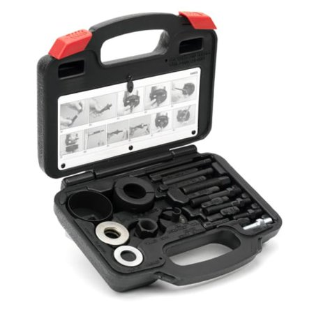 - Powerbuilt 648605 Power Steering and Alternator Pulley Remover & Installer Kit
