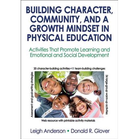 Building Character, Community, and a Growth Mindset in Physical Education with Web Resource : Activities That Promote Learning and Emotional and Social Development - Halloween Physical Education Activities