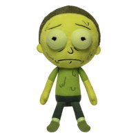 Funko Galactic Plushies: Rick & Morty W2 - Morty (Toxic)