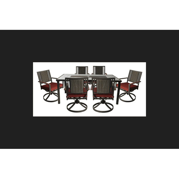 Living Accents Patio Set - Patio Furniture on Living Accents Cortland Patio Set id=66134