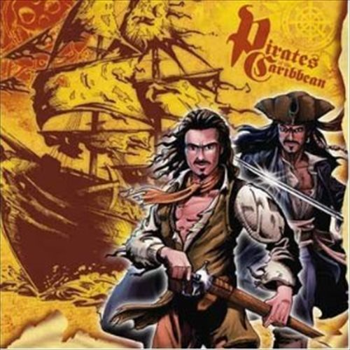 Pirates of the Caribbean Lunch Napkins (16ct)
