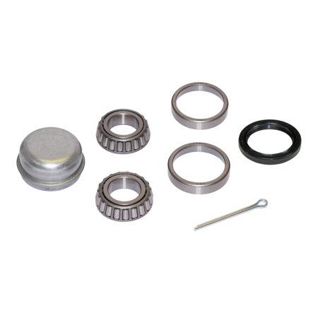 Trailer Bearing Repair Kit For 1-1/16 Inch Straight (Spindle Kit)