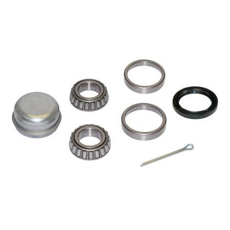 Trailer Bearing - Trailer Bearing Repair Kit For 1-1/16 Inch Straight Spindle