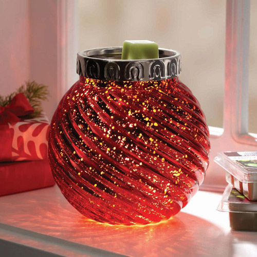 Better Homes and Gardens Warmer, Ruby Ornament