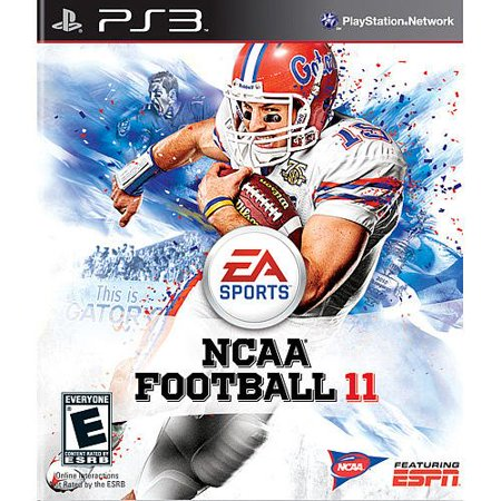 NCAA Football 11 (PS3) - Pre-Owned (Best Ps3 Football Game)