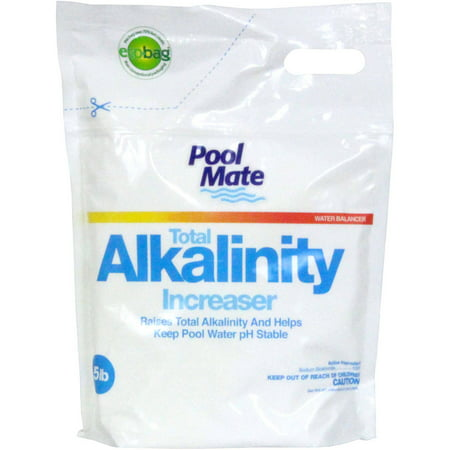 Total Dissolved Solids Pool Water (Pool Mate Total Alkalinity Increaser for Swimming Pools )