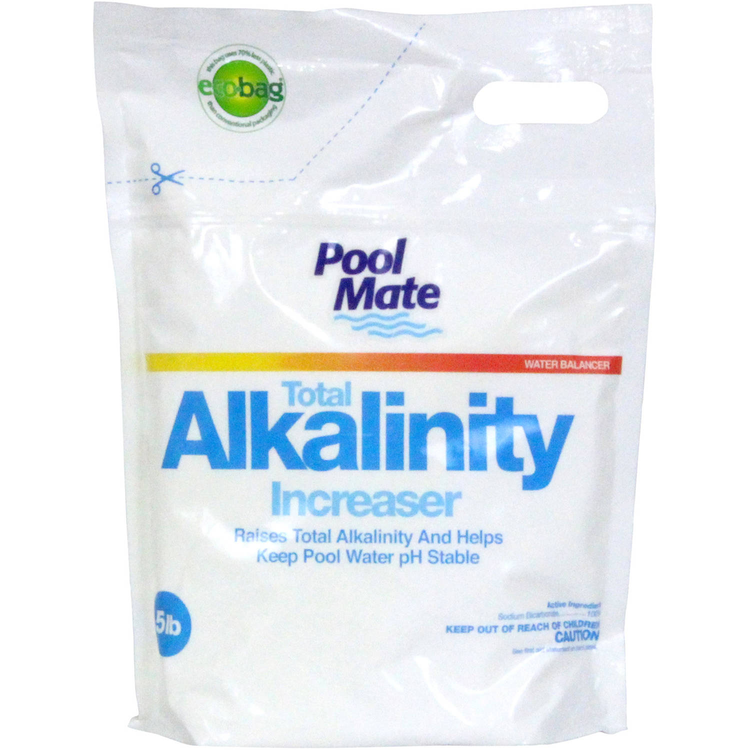 Pool Mate Total Alkalinity Increaser for Swimming Pools