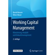 Working Capital Management - eBook
