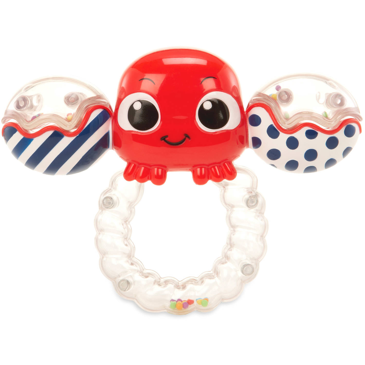 Little Tikes Shake 'n Rattle Crabbie- Red by Little Tikes
