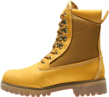 "Men's Boot Wolverine Gold Insulated Waterproof Boot Men's 8"" - Nylon Panel c24ad1"