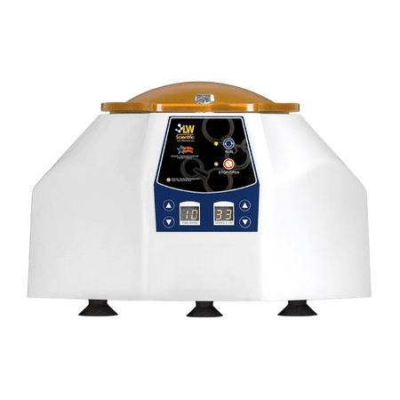 Fixed Angle Rotor - LW Scientific Universal Digital Centrifuge With 4 Place Fixed Angled Rotor
