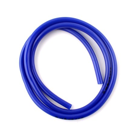 Motorcycle 3/16in 8mm Fuel Gas Vent Drain Line Hose 3 ft Carb Clean Blue
