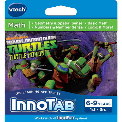 VTech InnoTab Software TMNT