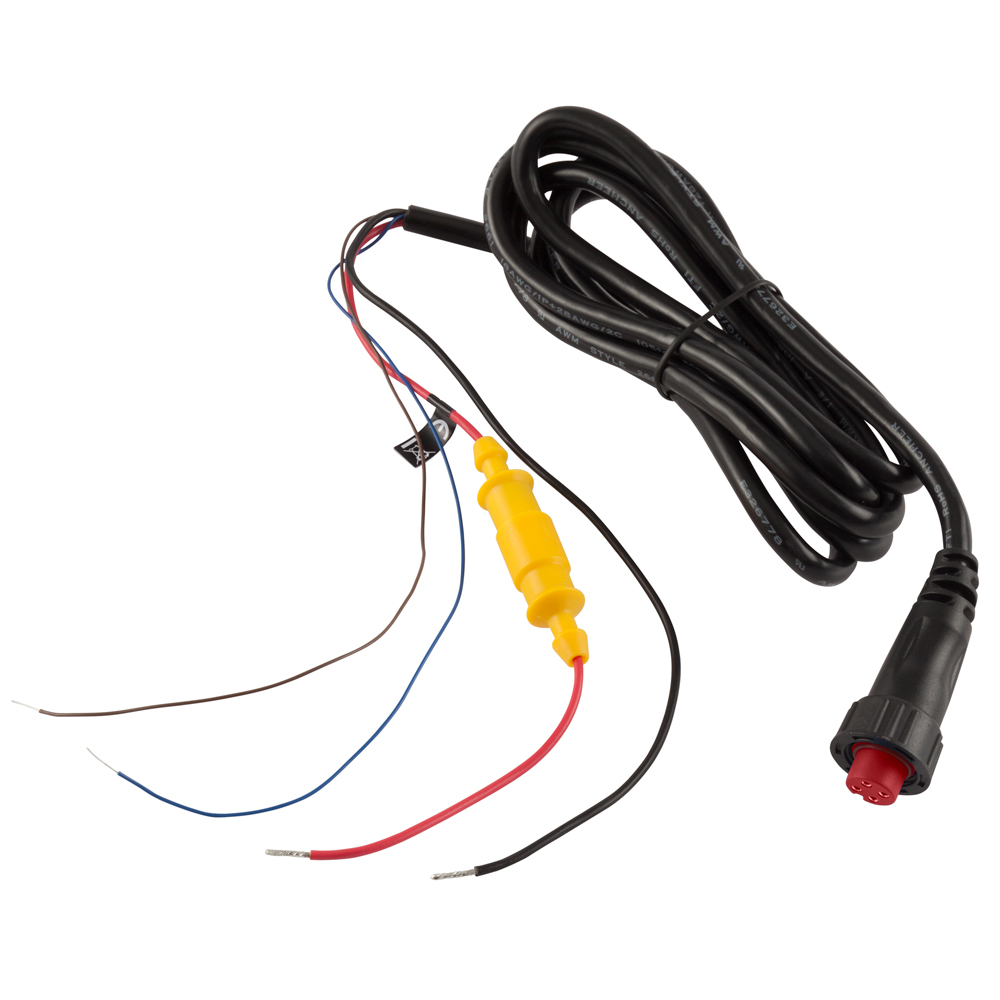 GARMIN POWER/DATA CABLE F/ ECHOMAP CHIRP 7XDV/7XSV/9XSV