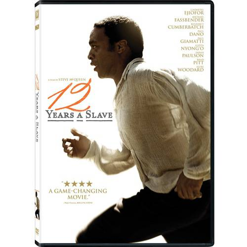 12 Years A Slave (Widescreen)