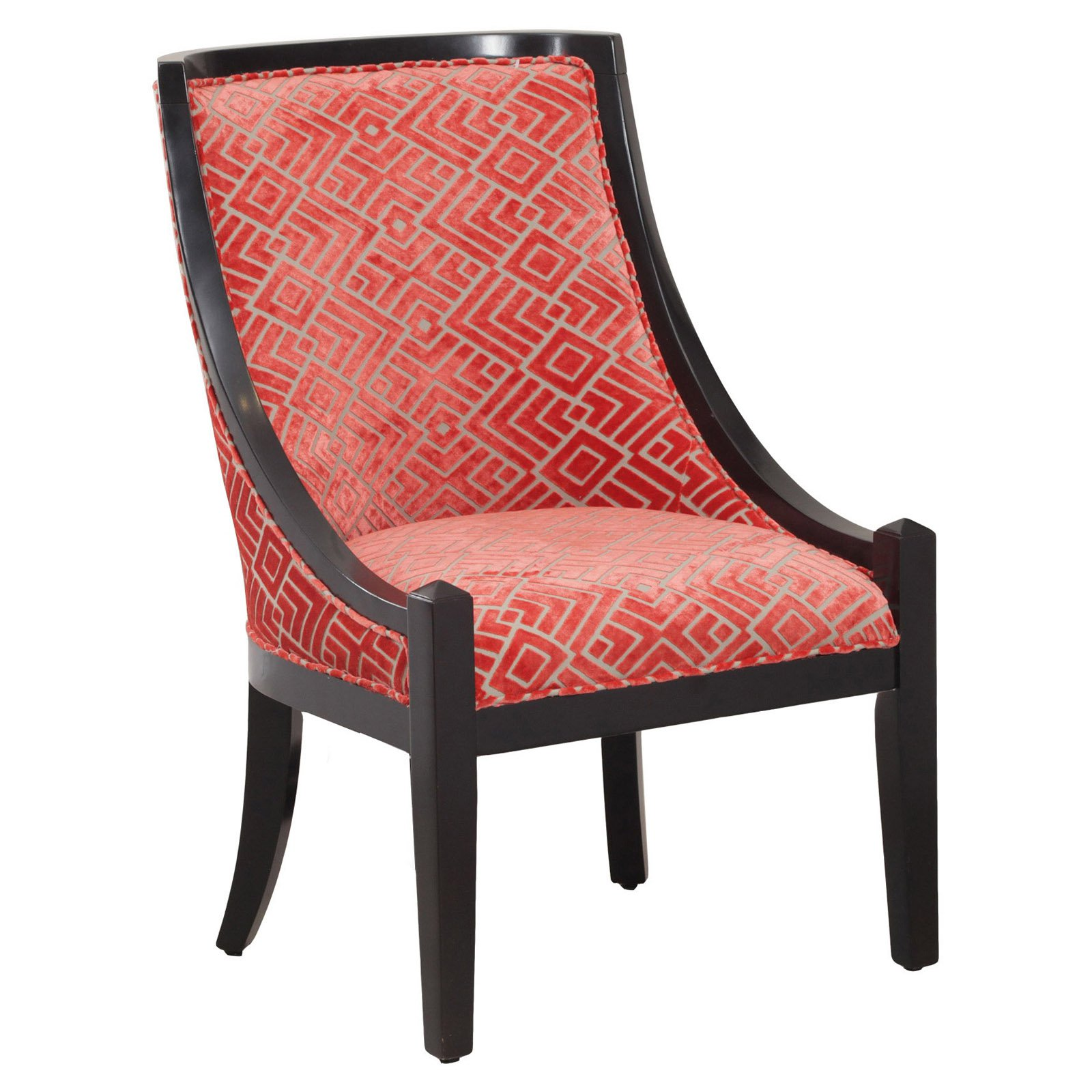 Powell Aria Wingback Chair by Powell