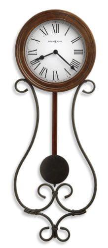 Howard Miller 625-400 Yvonne Wall Clock by