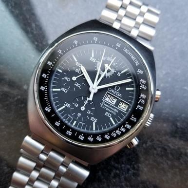 Omega Speedmaster Chronograph Mark 4.5 Men's 1970s Automatic Swiss Watch LV289