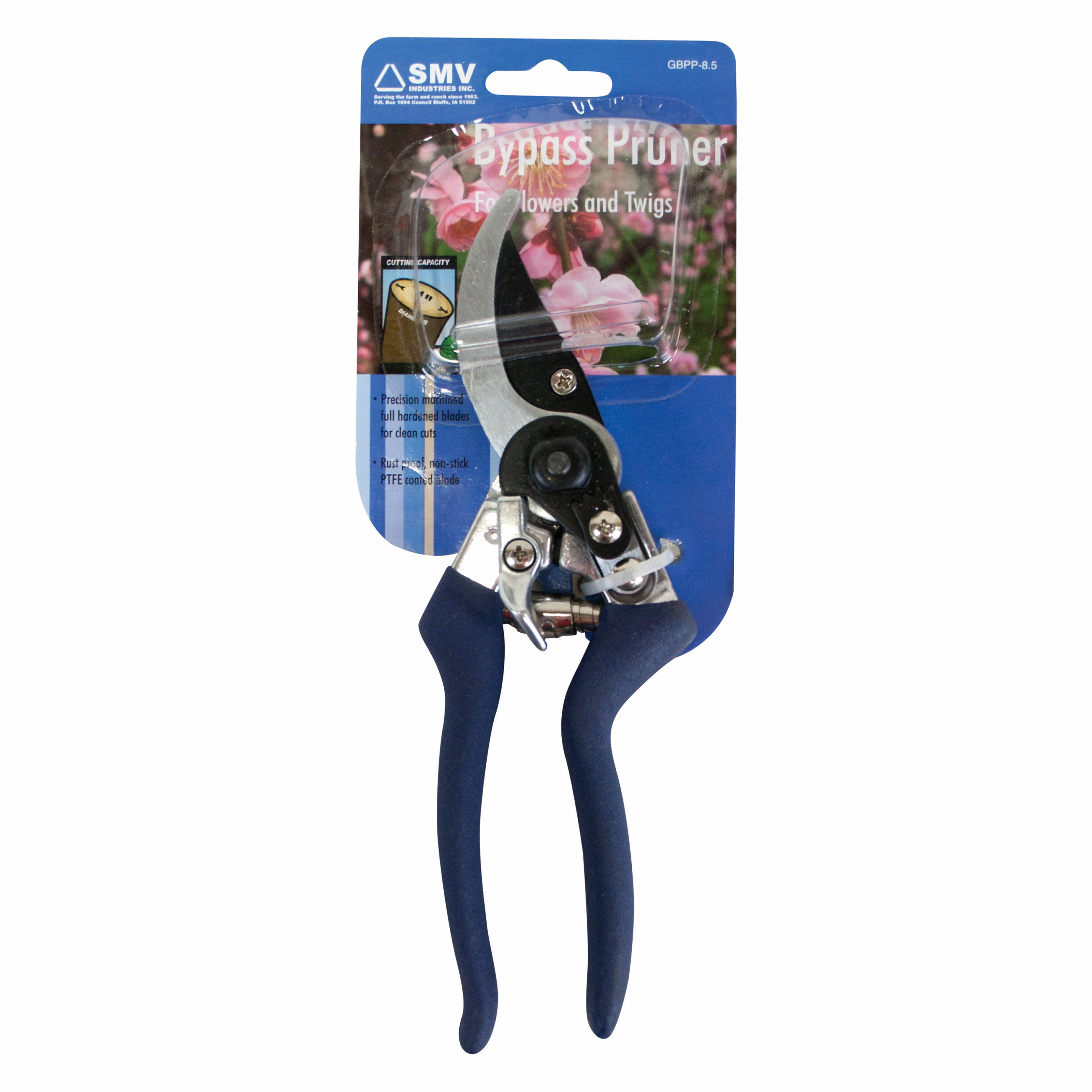 SMV 8.5 in. Bypass Pruner