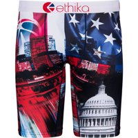 Washington Wizards Ethika for Fanatics Youth Baller Boxer Brief - Red
