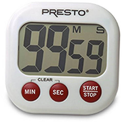 Presto Big Electronic Digital Timer