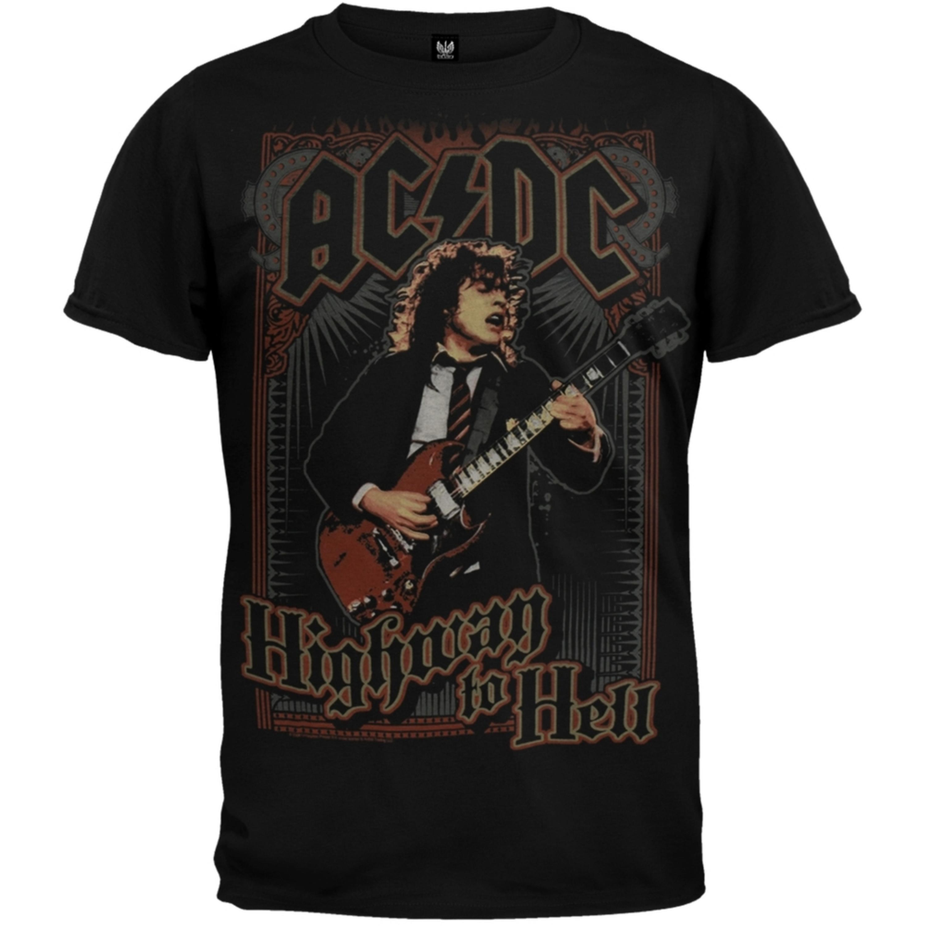 AC/DC - Highway Poster T-Shirt