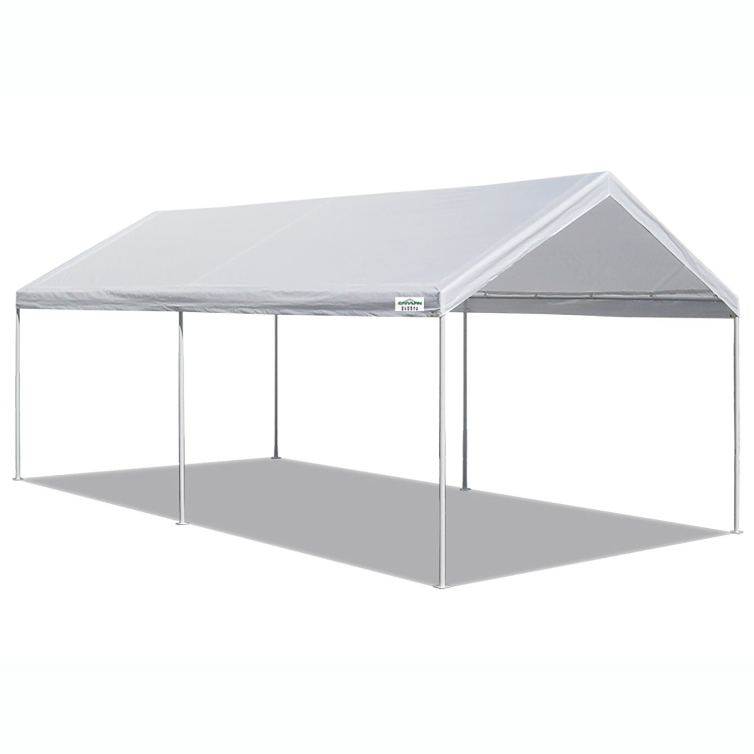Caravan Canopy Sports 10' X 20' Domain Carport Garage (200 sq ft Coverage) by Caravan Canopy