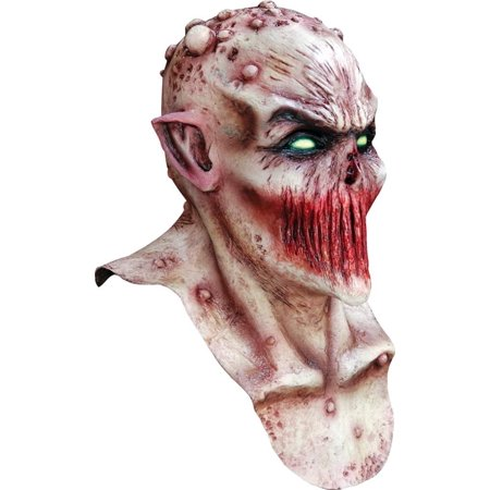Deadly Silence Adult Mask Halloween Costume Accessory - Dead Silence Mask