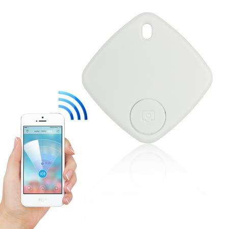 Bluetooth Tracker, EEEKit Wireless Smart Activity Finder Anti-lost Pet Wallet Phone Key Locator Luggage Reminder GPS Finder Alarm