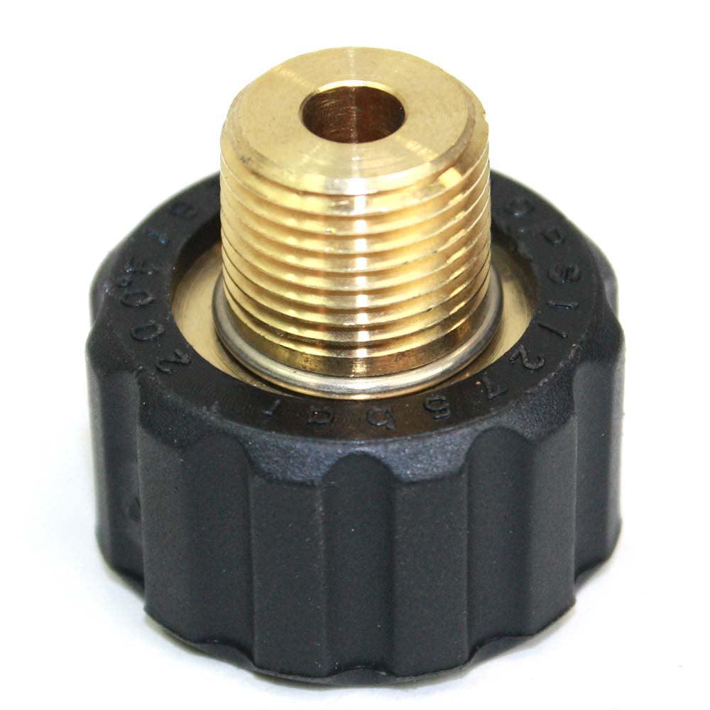 Interstate Pneumatics FPC660 Brass Female Coupling Adapter 3//8 Inch x 3//8 Inch NPT Female
