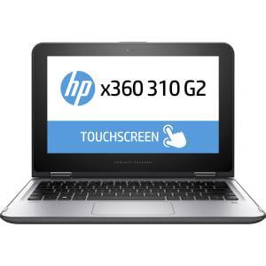 HP P0B82UT#ABA HP x360 310 G2 Net-tablet PC - 11.6; - In-plane Switching (IPS) Technology - Wireless LAN - Intel Celeron N3050 Dual-core (2 Core) 1.60 GHz - 4 GB DDR3L SDRAM