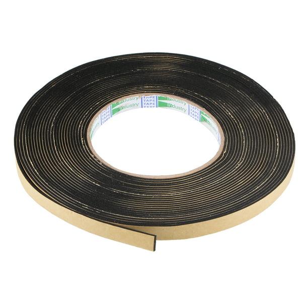 Sealing Foam Tape 10mmx2mmx10m EVA Self Adhesive Weather Strip for Window Door