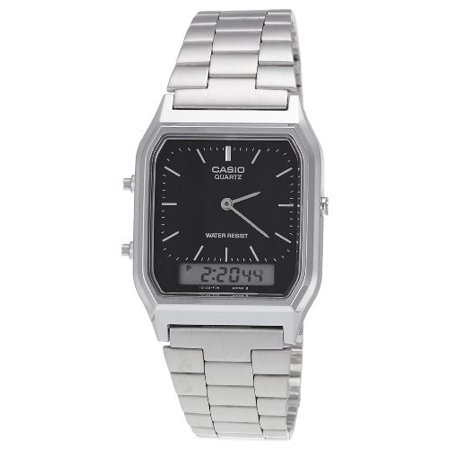 Analog Digital Watch (ANALOG DIGITAL MENS WATCH DUAL TIME AQ-230)