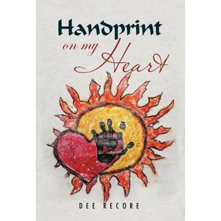 Handprint on My Heart - eBook](Heart Handprint)