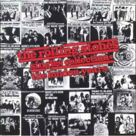 Singles Collection: London Years (CD) (The Rolling Stones Singles Box Set 1971)