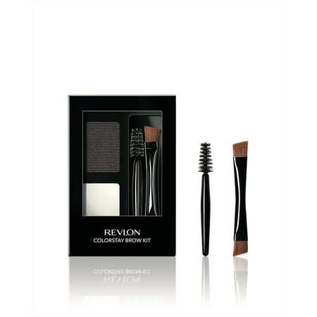Revlon ColorStay Brow Kit - Soft Black
